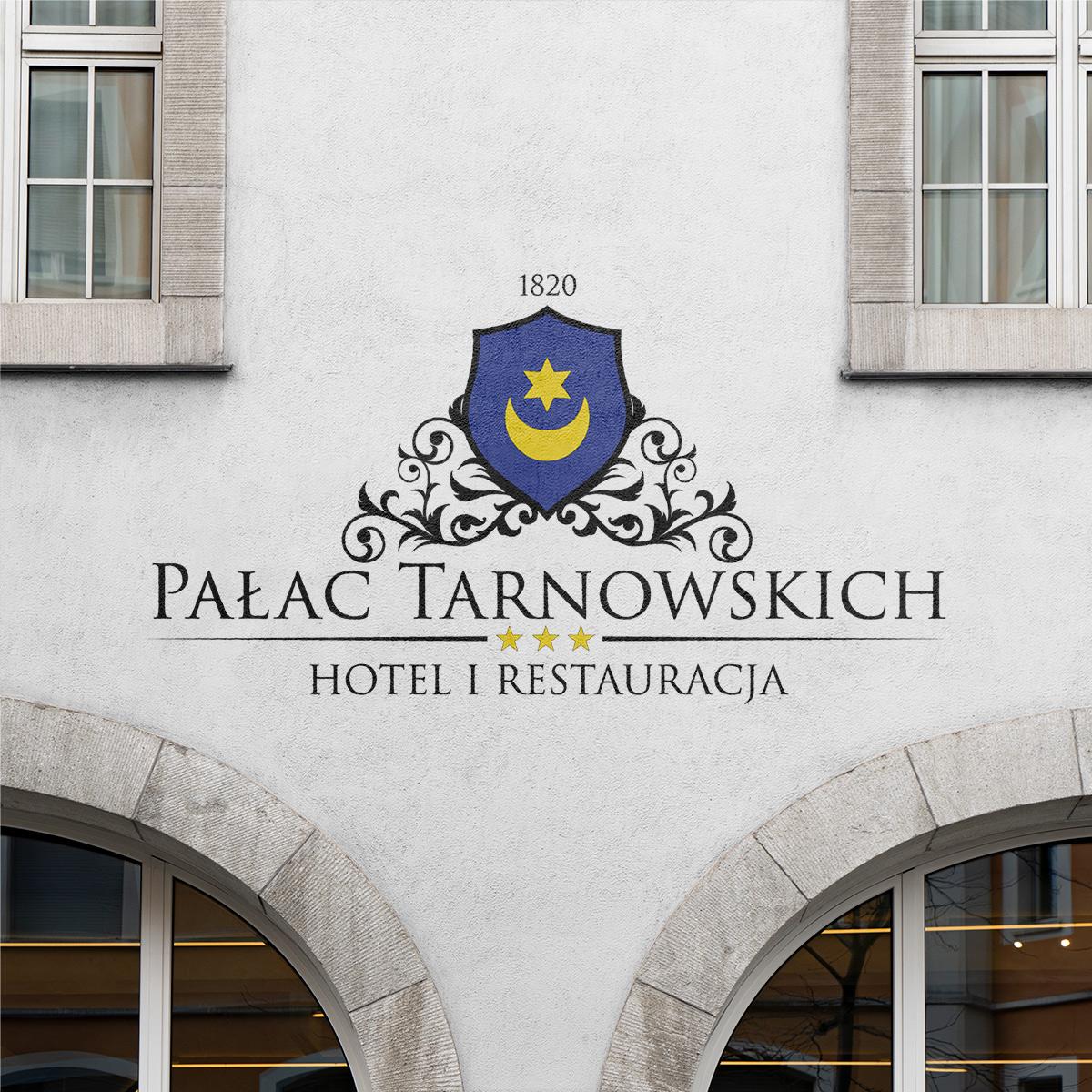 logo pałac tarnowskich
